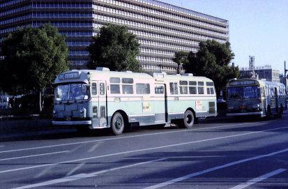 名古屋市営トロリーバス - Japan...